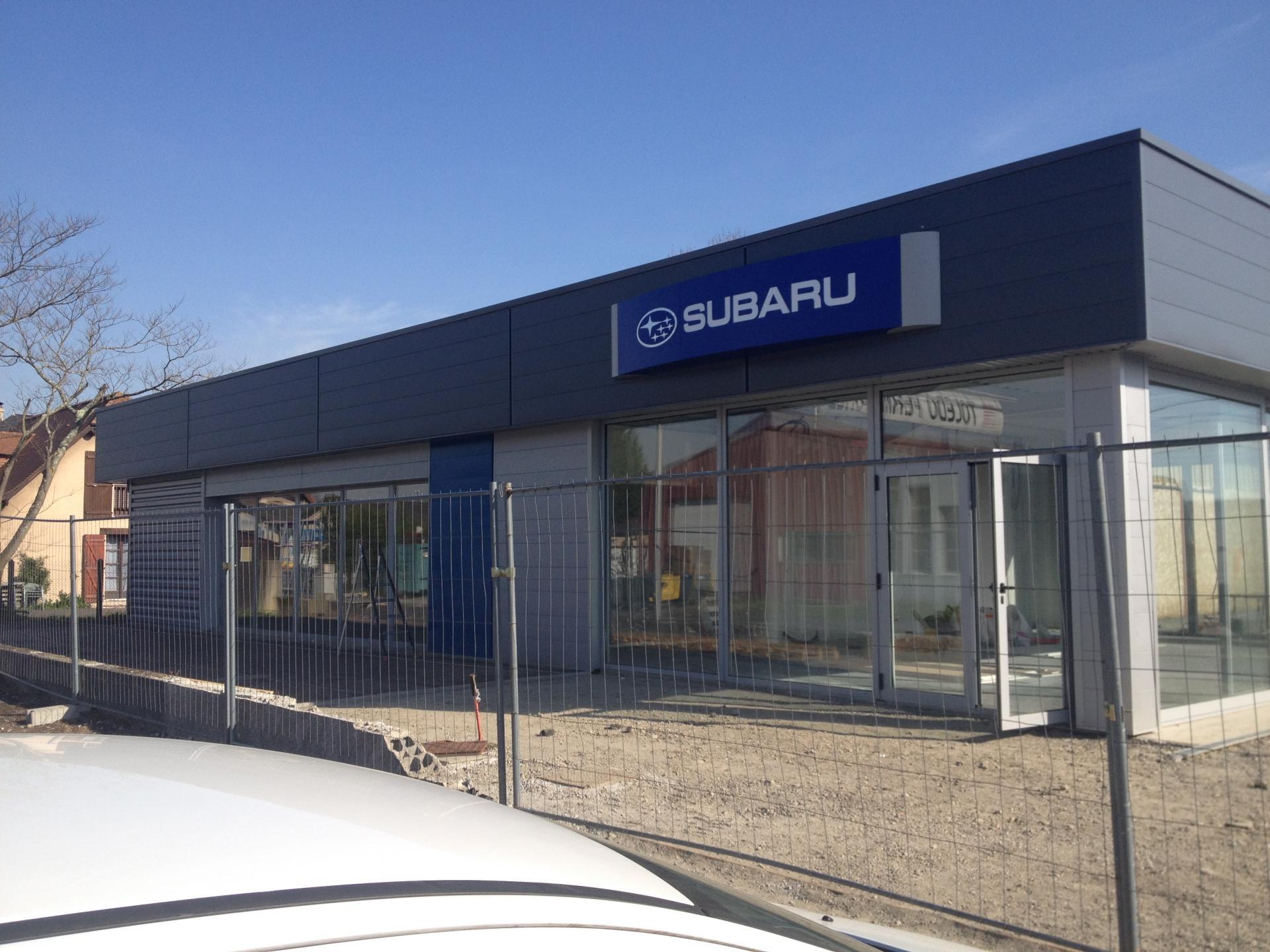 Garage Subaru à Lescar