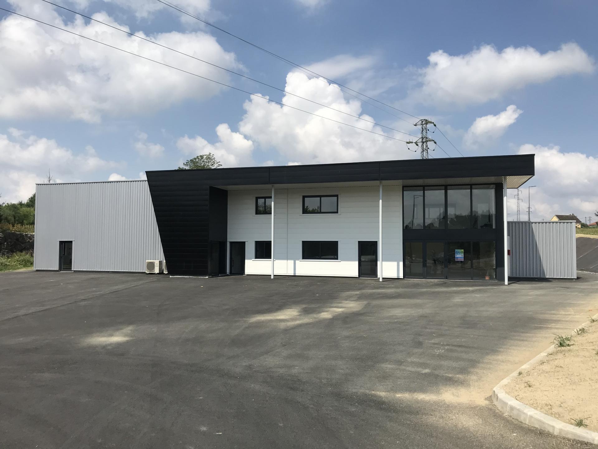 Local club de Judo à Orthez